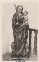 Kirchheim am Ries: Madonna, 1952