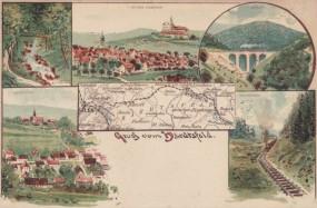 Härdtsfeld, Kocher-Ursprung, Schloss Neresheim, Viadukt, Heiligenthal, Unterkochen