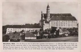 Neresheim, Abtei, 1957