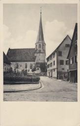 Kleingartach - Kreis Heilbronn, Martins-Kirche