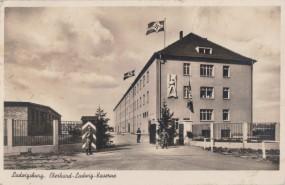 Ludwigsburg, Eberhard-Ludwig-Kaserne, 1942