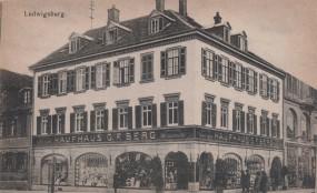 Ludwigsburg, Kaufhaus G. F. Berg