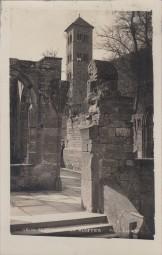 Hirsau - Partie aus dem Kloster 1933
