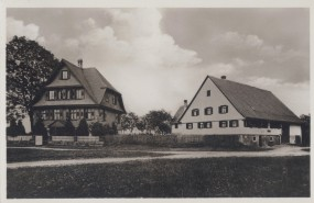 Römlinsdorf - Otto Pfau Weinhandlung - O.-A. Oberndorf am Neckar 1940