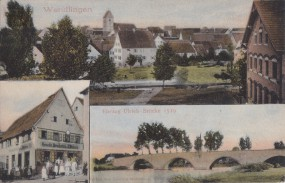 Wendlingen - Herzog Ulrich-Brücke