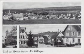 Dettenhausen - Kr. Tübingen