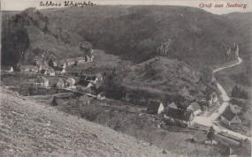 Seeburg - Schloss Ehrenfels 1921