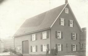 Truchtelfingen - altes Haus