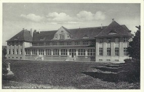 Lager Heuberg-Stetten a.k.M. - Kasino