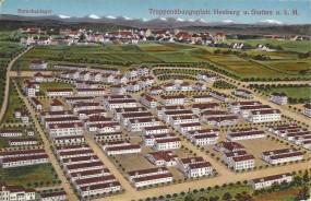 Truppenübungsplatz Heuberg u. Stetten a.k.M. - Barackenlager