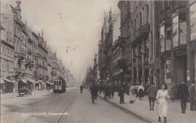 Karlsruhe - Kaiserstraße 1930