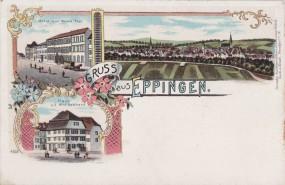 Eppingen - Hotel zur Krone Post