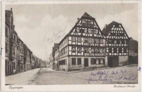 Eppingen - Brettener Straße