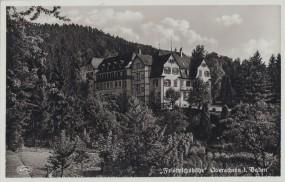Oberachern i. Baden - Friedrichshöhe 1940