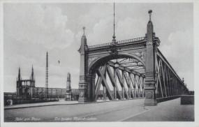 Kehl am Rhein - Die beiden Rheinbrücken