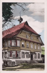 Gasthaus z. Hirschen - Langenbach bei Vöhrenbach im Schwarzwald