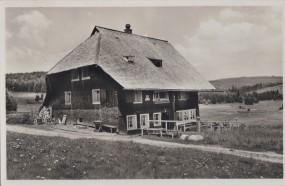 Jugendherberge Rüferhäusel Schönwald (Schwarzwald) 1935
