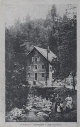 Wirtschaft Dreistegen i. Schwarzwald