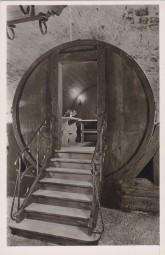 Insel Mainau im Bodensee - Torkel-Keller mit 25.00 Liter Faß aus dem Jahre 1689