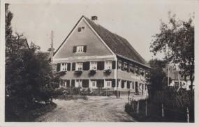 Frickingen - Gasthaus zum Löwen 1936