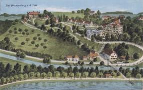 Bad Brandenburg a. d. Iller - Kurhaus