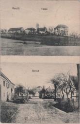 Reutti - Totale - Schloß 1925