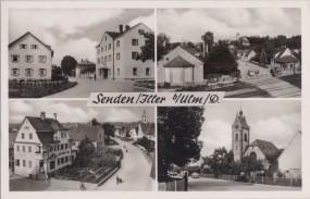 Senden - Iller b. Ulm a. d. Donau