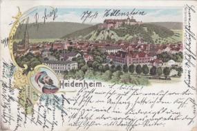 Heidenheim 1899