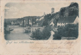 Rechtenstein 1900