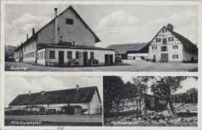 Aulendorf - Staatl. Viehzucht- und Melkerschule 1935