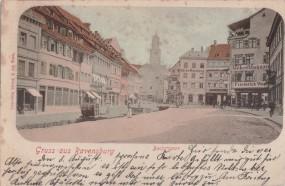Ravensburg - Bachstrasse 1902