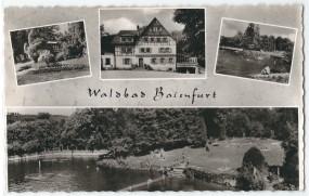 Kurhaus Waldbad - Baienfurt bei Ravensburg