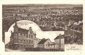 Weingarten - Gasthof u. Brauerei zum Stern