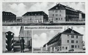 Weingarten Württ. - Argonnenkaserne