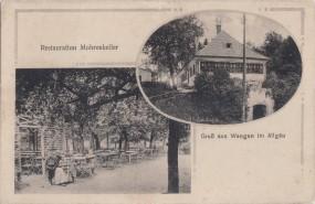 Wangen im Allgäu - Restauration Mohrenkeller