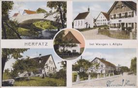 Herfatz bei Wangen i. Allgäu 1941