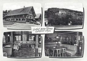 Gasthof zum Bären - Eglofstal Allgäu