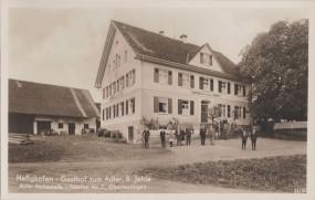 Hefigkofen - Gasthof zum Adler - B. Jehle