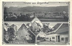 Argenthal - Ruine-Giessen, Gasthaus zum
