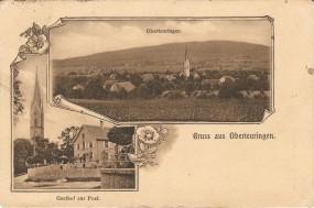 Oberteuringen - Gasthof zur Post