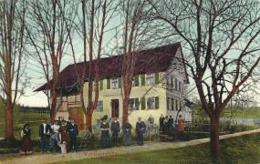 Vorderreute - Gasthaus z. Insel