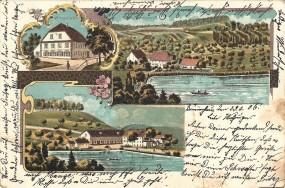 Ebersberg - Wirtschaft, Brunnenhaus