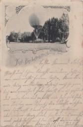 Kgl. Bay. Luftschiffer-Abteilung - München 1899