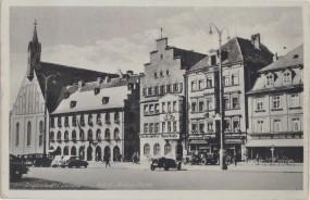 Ingolstadt - Donau - Adolf-Hitler-Platz 1944