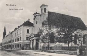 Weilheim - Heilig-Geist-Spital