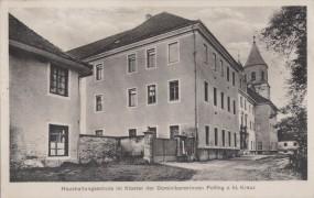 Haushaltungsschule im Kloster der Dominikannerinen Polling z. hl. Kreuz 1932