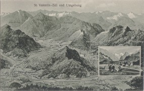 St. Valentin-Zell und Umgebung