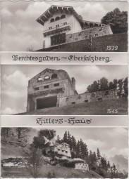 Berchtesgaden-Obersalzberg - Hitlers-Haus