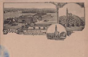 Racherding - Gasthof v. Mart. Aigner - Margaretenberg