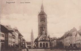 Deggendorf - Oberer Stadtplatz